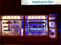 Dampf Generation Ulm