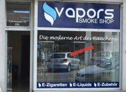Vapors Smoke Shop Essen