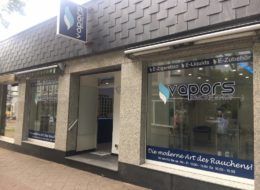 Vapors Smoke Shop Herne