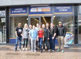 Highendsmoke Berlin Alexanderplatz