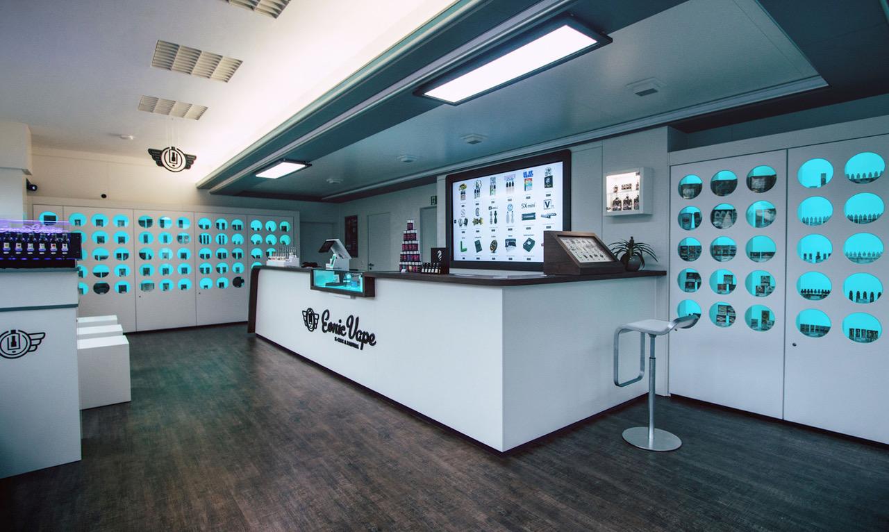 Eonic Vape GmbH Flagship-Store Überruhr